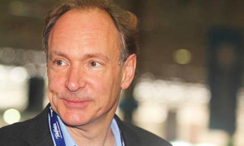 Sir Tim Berners-Lee in 2012